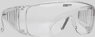 Gafas de protección antifluidos